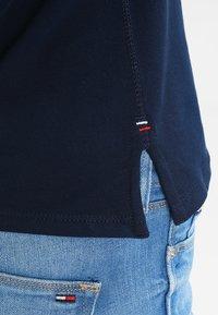 Tommy Jeans - T-Shirt print - dress blues - 4