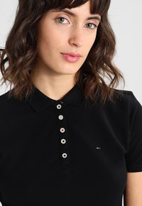 Tommy Jeans - Print T-shirt -  black - 3