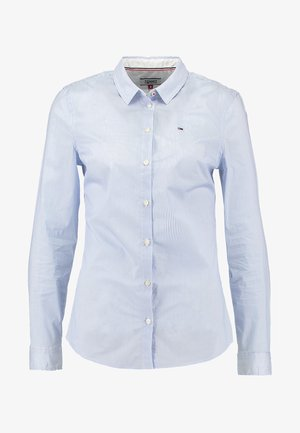 ORIGINAL STRIPE STRETCH - Koszula - serenity/bright white