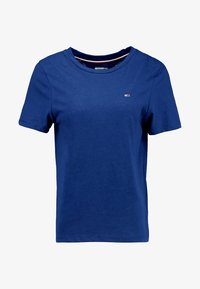 Tommy Jeans - SUMMER ESSENTIAL TEE - T-shirt basique - estate blue - 3
