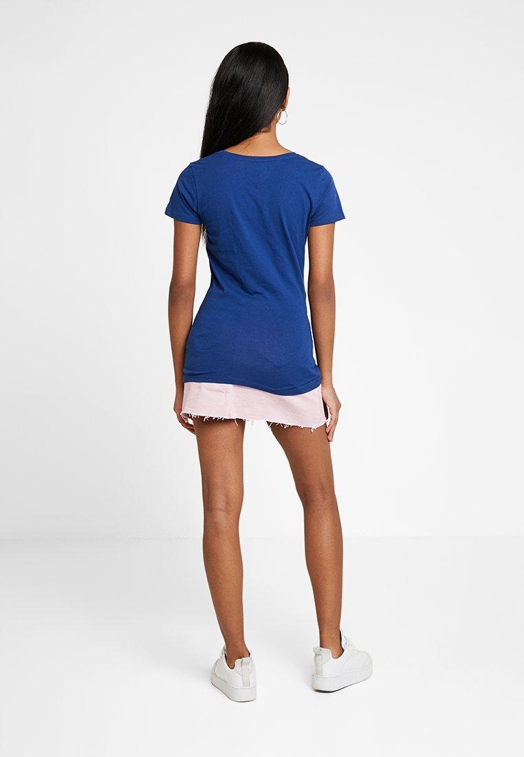 shirt Blue Estate Jeans Slim Imprimé TeeT Tommy Essential MVzqSpGU