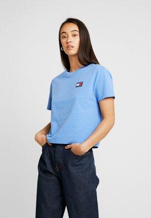 BADGE TEE - T-shirt basic - ultramarine