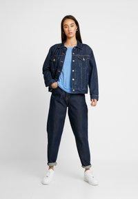 Tommy Jeans - SOFT TEE - T-shirt basique - ultramarine - 1