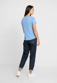 Tommy Jeans - SOFT TEE - T-shirt basique - ultramarine - 2