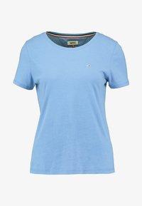 Tommy Jeans - SOFT TEE - T-shirt basique - ultramarine - 3
