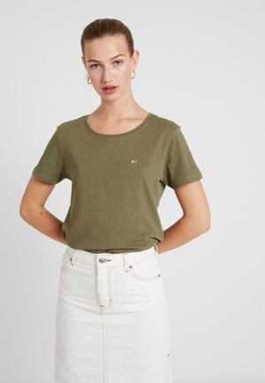 SOFT TEE - T-shirt basique - capers