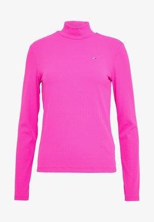 MOCK NECK LONGSLEEVE - Top sdlouhým rukávem - pink glo