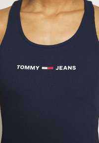 Tommy Jeans - STRAP BODYSUIT - Top - twilight navy - 5