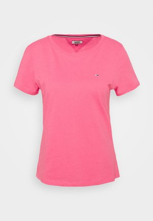 SOFT TEE - T-shirt basique - glamour pink