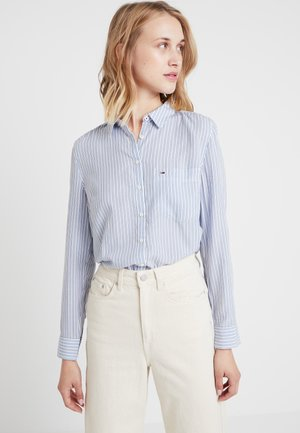 REGULAR STRIPE - Camisa - serenity/multi