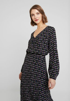 TJW PRINTED BODYSUIT - Blůza - outline print/tommy black