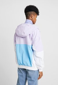 Tommy Jeans - RETRO COLORBLOCK POPOVER - Chaquetas bomber - pastel lilac/multi - 2