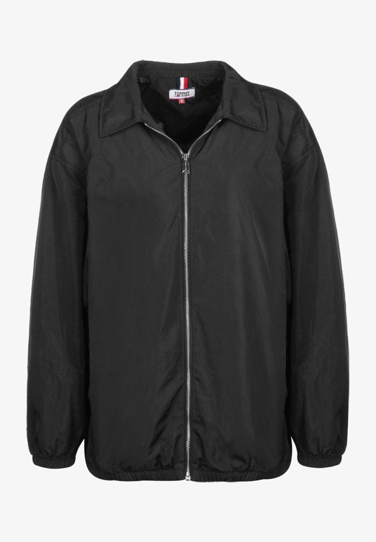 Tommy Jeans - Summer jacket - black