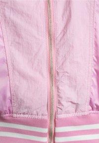 Tommy Jeans - TAPE DETAIL - Treningsjakke - lilac chiffon - 4