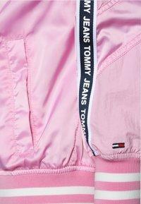 Tommy Jeans - TAPE DETAIL - Treningsjakke - lilac chiffon - 3
