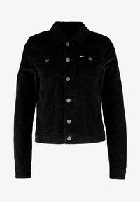 Tommy Jeans - SLIM TRUCKER VIVIAN - Summer jacket -  black - 3