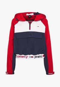 Tommy Jeans - Windbreaker - deep crimson/multi - 5