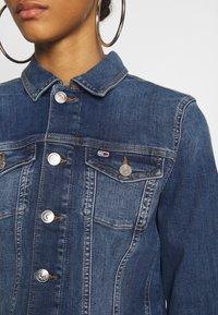 Tommy Jeans - Denim jacket - audrey mid - 4