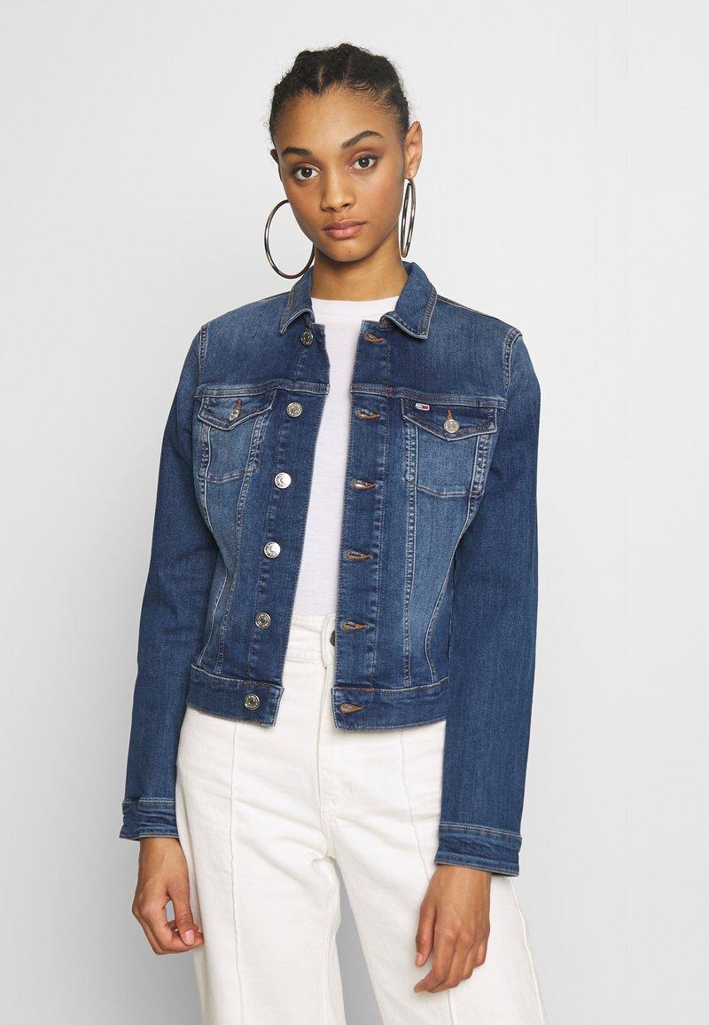 Tommy Jeans - Denim jacket - audrey mid