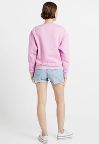 Tommy Jeans - BADGE WOMENS - Sweatshirt - lilac - 2