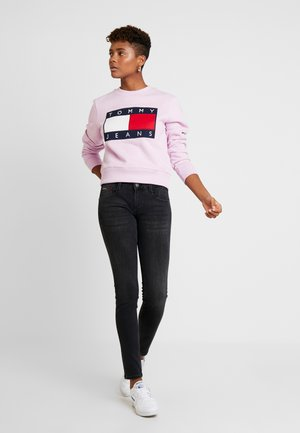 TJW TOMMY FLAG CREW - Sweatshirt - orchid bouquet