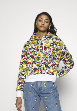 LOONEY TUNES HOODIE  - Luvtröja - multi-coloured
