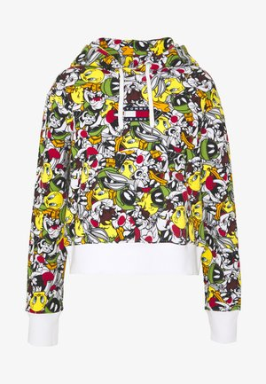 LOONEY TUNES HOODIE  - Mikina s kapucí - multi-coloured
