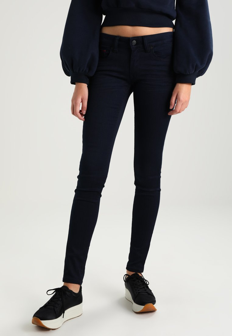 Tommy Jeans - Jeans Skinny - boogie blue stretch