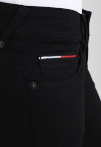 Tommy Jeans - Jeans Skinny - black denim - 4