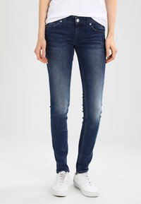 Tommy Jeans - Jeansy Skinny Fit - niceville mid - 0