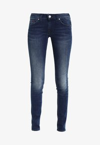 Tommy Jeans - Jeansy Skinny Fit - niceville mid - 5