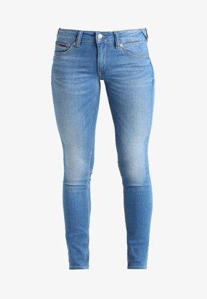 LOW RISE SKINNY SOPHIE  - Vaqueros pitillo - santa cruz stretch