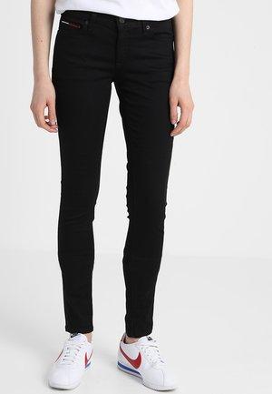 Skinny džíny - dana black