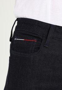 Tommy Jeans - HIGH RISE SANTANA - Jeans Skinny Fit - black denim - 3