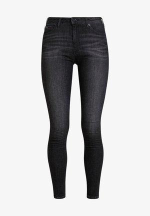 HIGH RISE - Jeans Skinny - phoenix