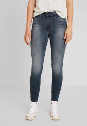 HIGH SKY - Jeans Skinny Fit - dark blue denim