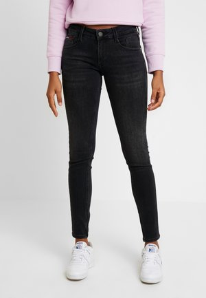 SCARLETT - Jeans Skinny Fit - west black