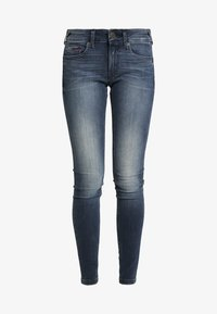 Tommy Jeans - LOW RISE SOPHIE - Jeans Skinny Fit - blue denim - 3