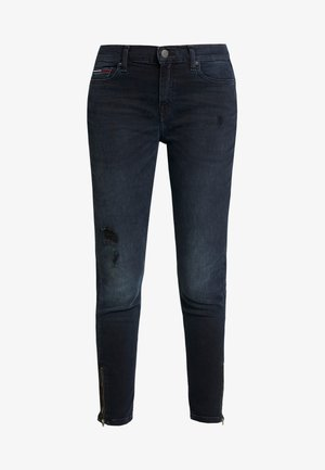 MID RISE SKINNY NORA ZIP - Jeans Skinny - capitol