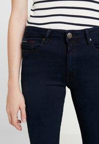 Tommy Jeans - HIGH RISE - Skinny džíny - avenue dark blue - 3