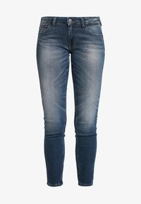 Tommy Jeans - SOPHIE LOW RISE - Jeans Skinny Fit - stone blue denim - 3