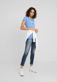 Tommy Jeans - SOPHIE LOW RISE - Jeans Skinny Fit - stone blue denim - 1