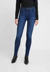 Tommy Jeans - HIGH RISE - Jeans Skinny Fit - cropsey - 0