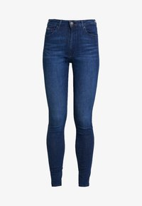 Tommy Jeans - HIGH RISE - Jeans Skinny Fit - cropsey - 4