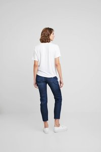 Tommy Jeans - HIGH RISE SLIM IZZY CROP ACDK - Slim fit jeans - ace dk bl com - 2