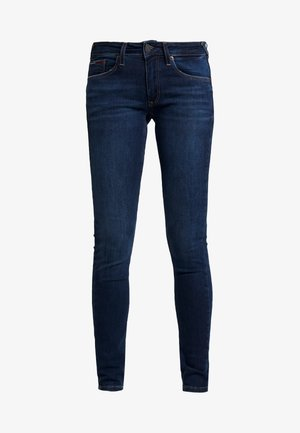LOW RISE - Jeans Skinny - hawaii dark blue stretch