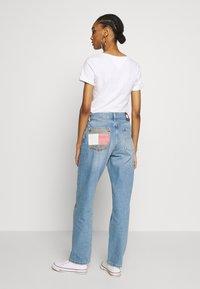 Tommy Jeans - HARPER STRGHT - Straight leg jeans - light blue denim - 2