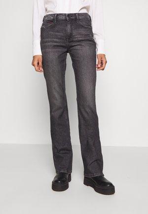 MADDIE BOOTCUT - Bootcut jeans - black denim