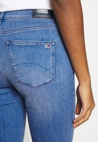 Tommy Jeans - NORA ANKLE  - Jeans Skinny Fit - light blue denim - 5