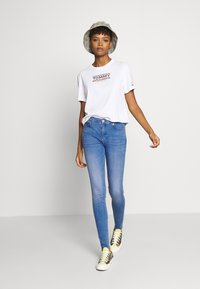 Tommy Jeans - NORA ANKLE  - Jeans Skinny Fit - light blue denim - 1